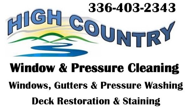 Window Cleaning, Gutter Cleaning, Pressure Washing, Paver Seal, Paver Clean, Ashe, Watauga, Alleghany, Wilkes, Jefferson,West Jefferson, Boone, Sparta, Wilkesboro, North Wilkesboro, NC